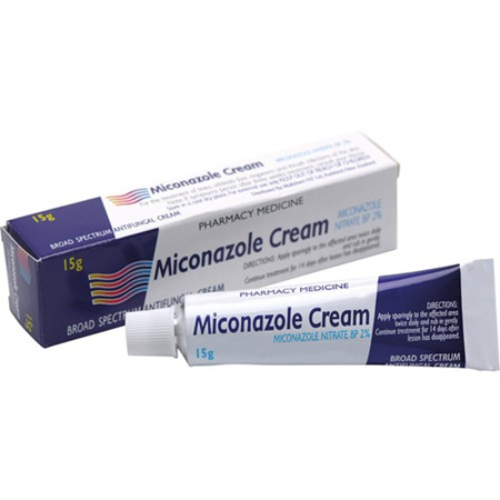 MICONAZOLE Topical Cream 15g