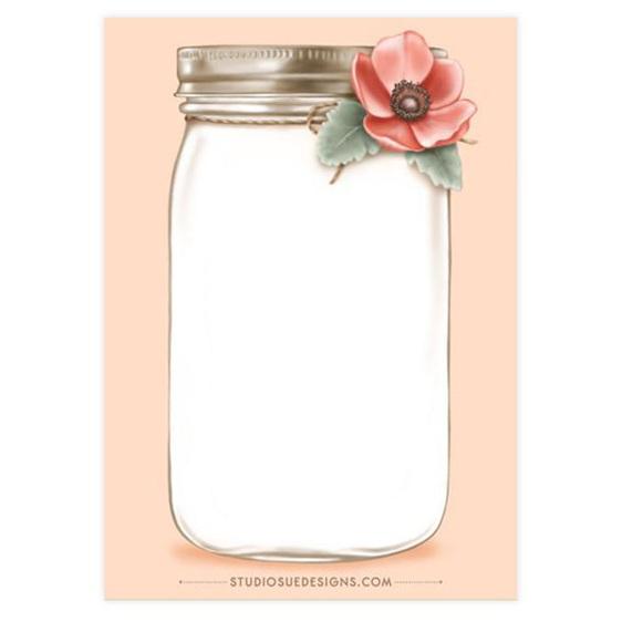 Mini Mason Jar