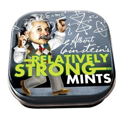 Mints Relatively Strong