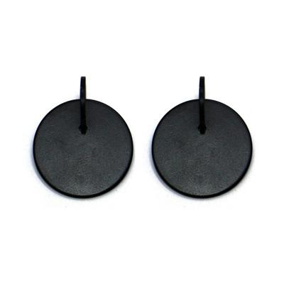 Miranda Earrings - Black