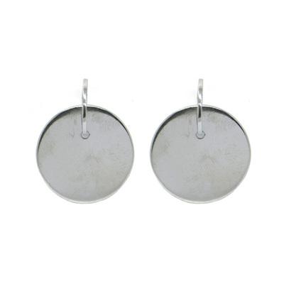 Miranda Earrings - Silver