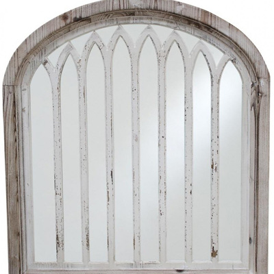 Mirror Arch with Panels