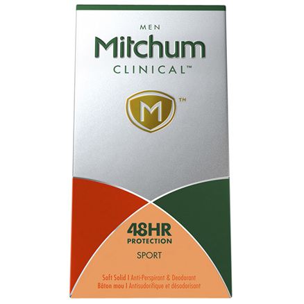Mitchum Clinical Men 48 Hour Sport