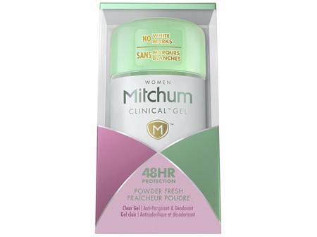 Mitchum Clinical Women 48 Hour Powder Fresh