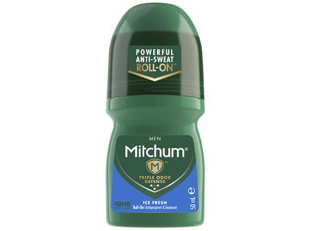 Mitchum Men's Roll On Ice Fresh 50mL