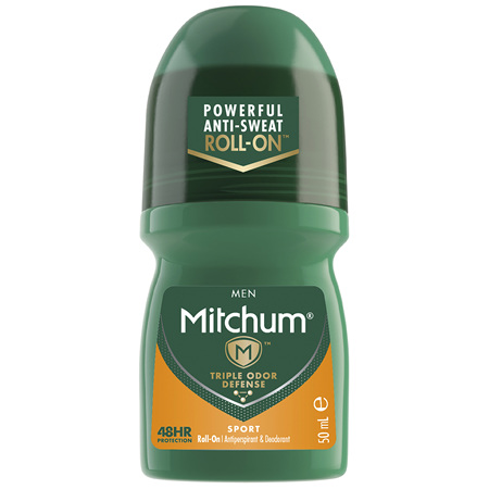 Mitchum Men's Roll On Sport 50mL