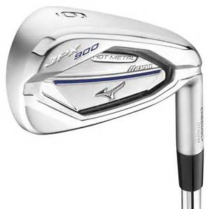 Mizuno JPX 900 Hot Metal iron steel or graphite shaft