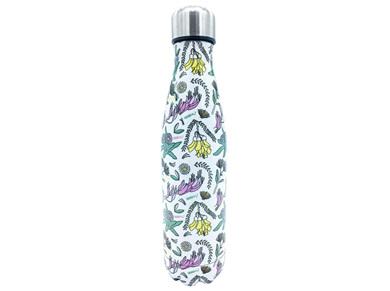 Moana Rd 500ml Flowers of New Zealand Drink Bottle