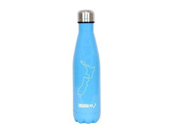 Moana Rd 500ml New Zealand Map Drink Bottle