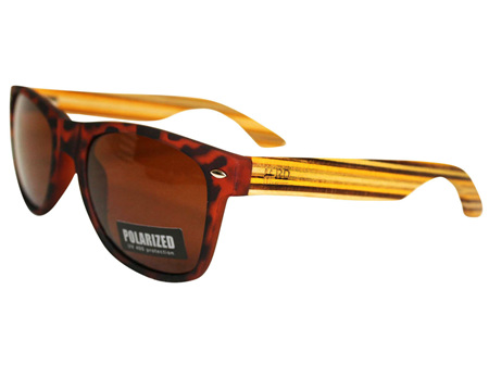 Moana Rd 50/50 Sunglasses - Striped #468