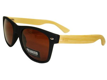 Moana Rd 50/50's Sunnies - Black #467
