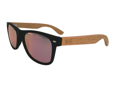 Moana Rd 50/50's Sunnies - Pink #3003