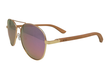 Moana Rd Aviator Charlie Sunglasses