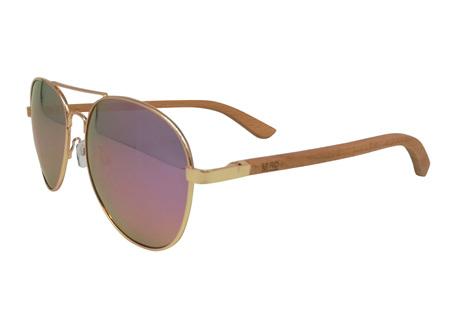 Moana Rd Aviator Charlie Sunglasses #3901
