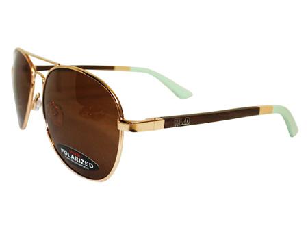Moana Rd Aviator Ice Man Sunglasses