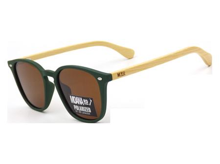 Moana Rd Debbie Reynolds Sunnies - Green #3451
