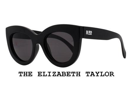 Moana Rd Elizabeth Taylor Sunglasses