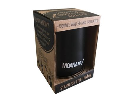 Moana Rd eMug - Black