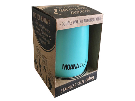 Moana Rd eMug - Mint