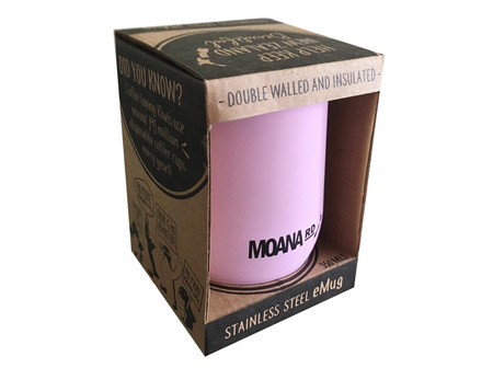 Moana Rd eMug - Pink
