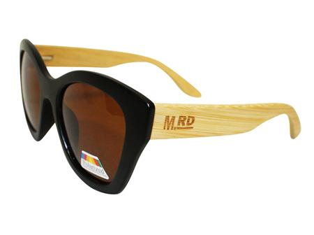 Moana Rd Hepburn Sunglasses - Black