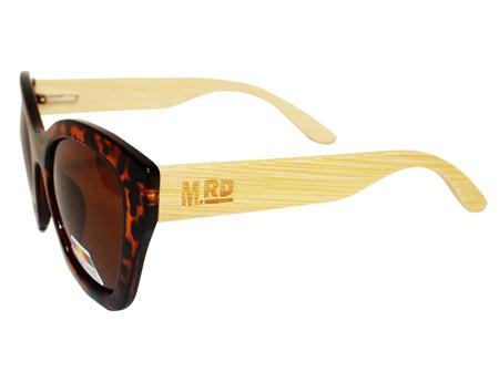 Moana Rd Hepburn Sunglasses - Tortoiseshell #487