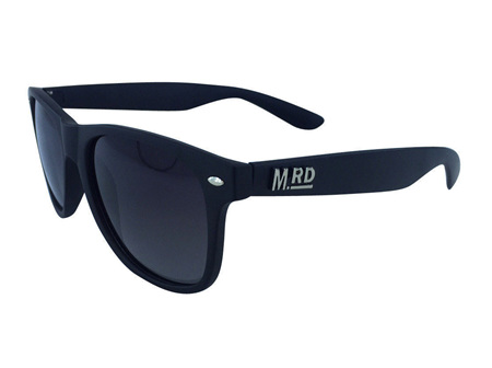 Moana Rd Plastic Fantastic Sunglasses - Black #448