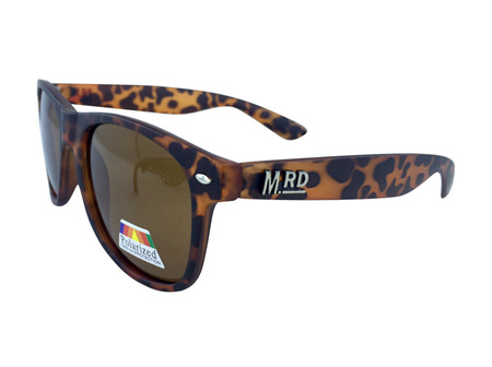 Moana Rd Plastic Fantastic Sunglasses - Tort