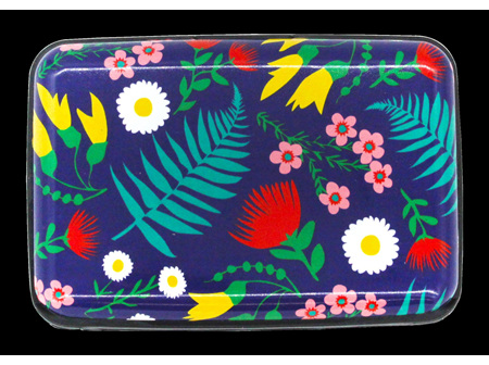 Moana Rd Power Bank + Wallet - Flowers
