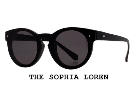 Moana Rd Sophia Loren Sunglasses
