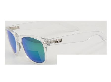 Moana Rd Sunnies #3280 Plastic Fantastics - Clear