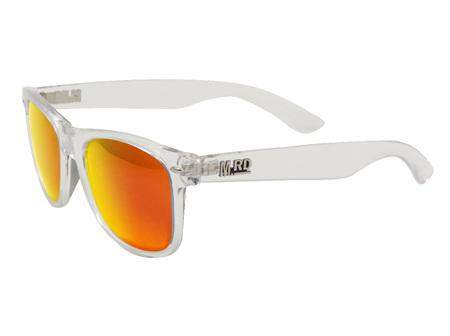 Moana Rd Sunnies #3282 Plastic Fantastics - Clear