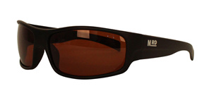 Moana Rd Tradies Sunglasses - Brown