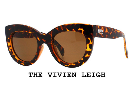 Moana Rd Vivian Leigh Sunglasses #491