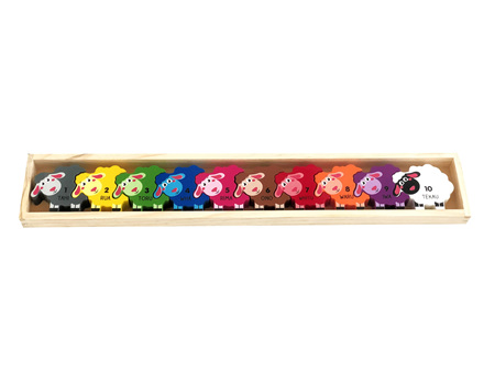 Moana Rd Wooden Sheep Puzzle