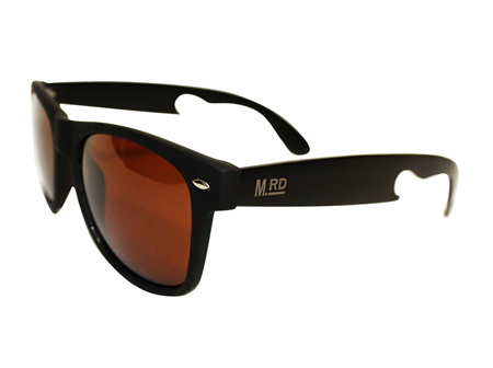 Moana Road Bottle Opening Sunnies - Brown Lens #451a