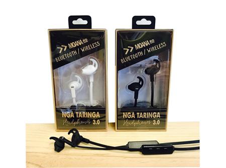 Moana Road Nga Taringa Wireless Headphones  3.0