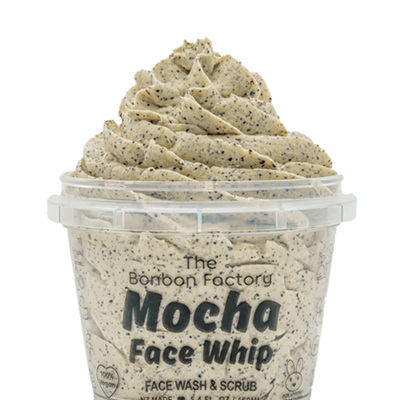 Mocha Face Wash Whip