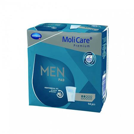 MoliCare Prem Men Pads 2D 14pk