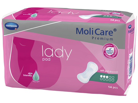 MoliCare Premium Lady Pads 3 Drops