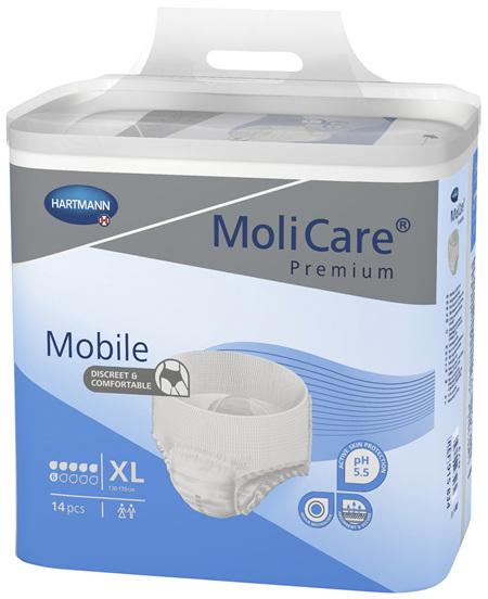 MoliCare Premium Mobile 6D XLarge