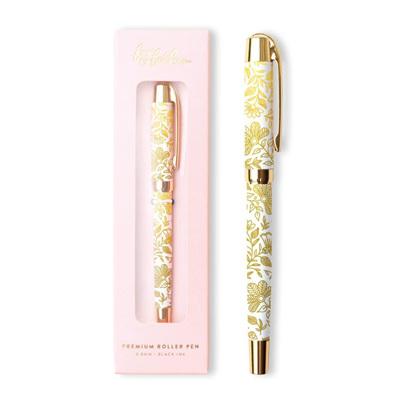 Moonstone Roller Pen