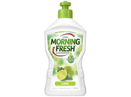 Morning Fresh Dishwashing Liquid Lime 400mL