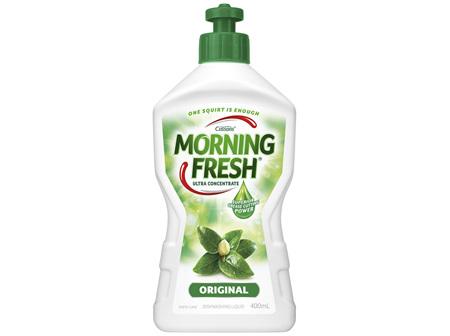 Morning Fresh Dishwashing Liquid Original 400mL