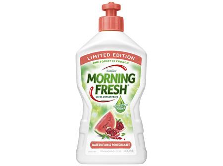 Morning Fresh Limited Edition Dishwashing Liquid Watermelon and Pomegranate 400mL