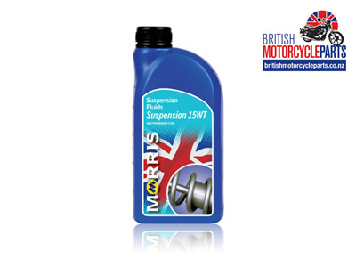 Motorcycle Fork Oil - 15 WT - 1 Litre