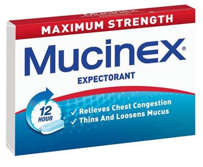 Mucinex Maximum Strength 14 Tablets