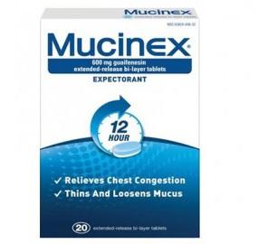 Mucinex Tablets