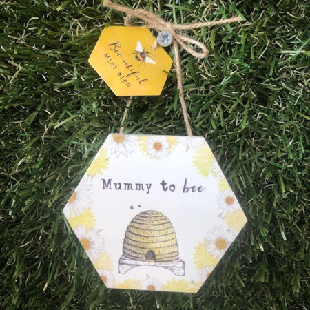Mummy To Be Sign