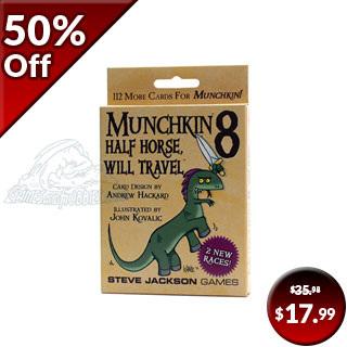 Munchkin 8: Half Horse Will Travel